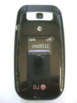 New LG B470 AT&T Unlocked GSM Camera Bluetooth Flip Phone Bl