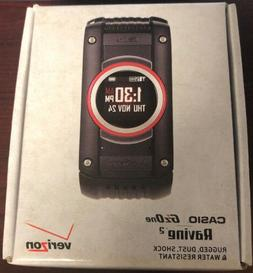 *NEW* Casio C781H G'zOne Ravine 2 Rugged Cellular Verizon Wi