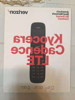 NEW Kyocera Cadence LTE S2720 Verizon Wireless Prepaid