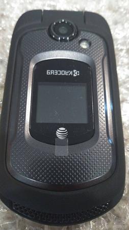 New Kyocera DuraXE E4710 8 GB - AT&T Smartphone