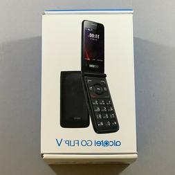 NEW Alcatel Go Flip V 4051S Phone Seniors Elderly Easy 4G LT