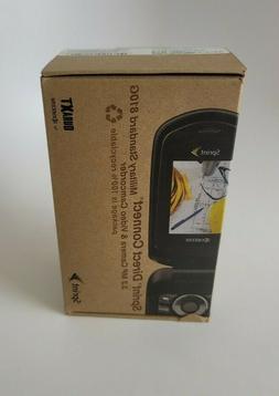 New in Box Kyocera DuraXT E4277 Military Standard 810G Black