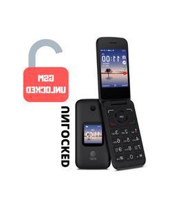 New Unlocked Alcatel SMARTFLIP 4052R 4G LTE  GSM Flip Cell P