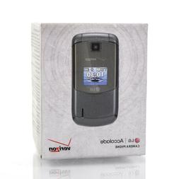 *New* Verizon LG Accolade VX5600 3G 1.3 MP Camera Prepaid Fl