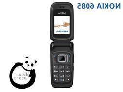 Original Nokia 6085 Flip Mobile Phone 2G GSM Unlocked Flip C