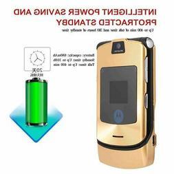 Original Motorola RAZR V3i GSM 1.2MP Camera Flip Unlocked Mo