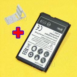Power 1250mAh Extra Standard Replacement Battery for AT&T LG