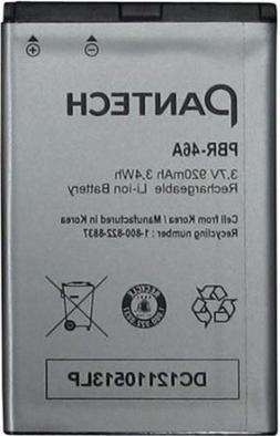 Quaroth - Pantech DC12110513LP Lithium Ion Battery for Pante