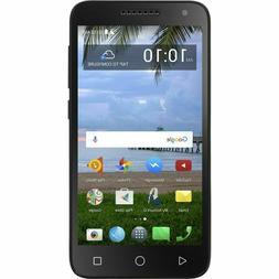 Alcatel Raven LTE 16GB Prepaid No Contract Smartphone - Blac