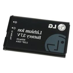Replacement Battery for LG LGIP-531A / LGIP-531 / SBPL009050