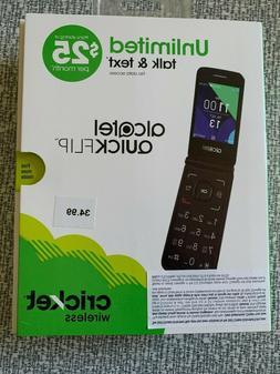 SAI New Cricket Wireless Alcatel Gray Qu