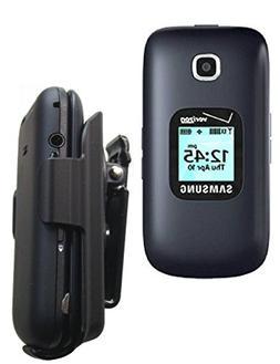 Samsung cell phone Gusto 3 SM-B311V Holster w Rotating Swive