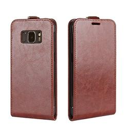 Torubia Samsung Galaxy S8 Active Wallet Leather Case with Pr