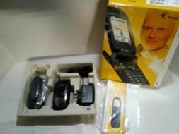 Sanyo SCP 7050 - Black  Cellular Phone