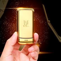 "Smallest Flip Ulcool V9 Phone 1.54""Screen Bluetooth FM Lost"