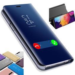 Smart Mirror <font><b>Flip</b></font> For Samsung Galaxy A10