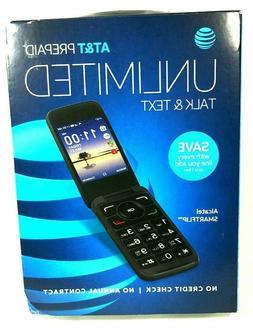 ALCATEL SMARTFLIP 4052R AT&T Cricket Unlocked GSM 4G LTE 4GB