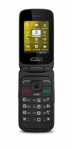 Sprint Alcatel OneTouch Retro Flip Cell Phone NO Contract Pr