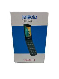 T-Mobile Acatel Go Flip mobile Blue Flip phone Senior BRAND