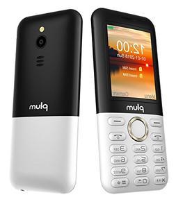 "Plum TAG - Unlocked 3G GSM Phone 2.4"" Display Big Key Pad FM"