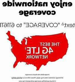 Total Wireless LG Rebel 4 4G LTE Prepaid Smartphone