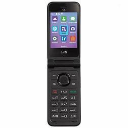 Tracfone Carrier-Locked LG Classic Flip 4G LTE Prepaid Flip