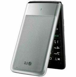 LG EXALT UN220 LTE 4G GSM Unlocked CAM SLIM Flip Phone -AT&T