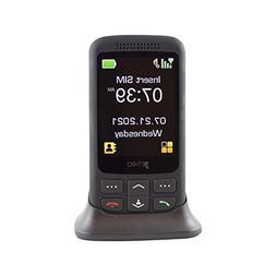 Jethro  3G Unlocked Classic Slider-Style Senior & Kids Cell