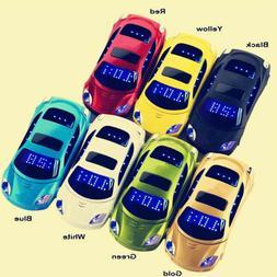 F15 MINI Flip Sport Car Cell Phone Flashlight  MP3/MP4 Bluet