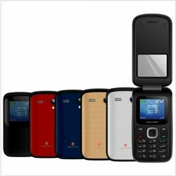 MAXWEST UNO CLAM 3G FLIP PHONE UNLOCKED