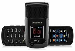 USA USPS! Samsung Rugby II A847 2MP  Flip 3G MobilePhone Unl