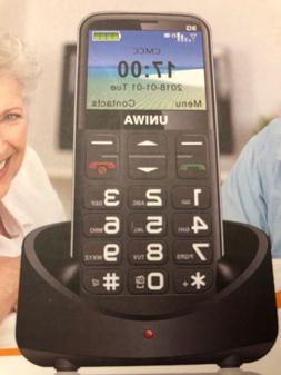Mosthink Unlocked Cell Phones for Seniors, SOS Senior Phone,
