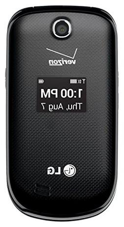 Lg Vn170 Revere 3 Verizon Wireless Camera Flip Phone -