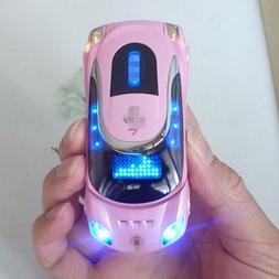 W8 Sport Car Mini Cell Phone  Unlocked Quad Band Dual SIM T-