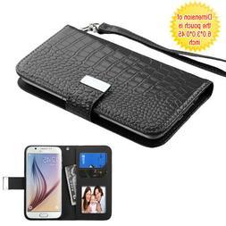 MyBat Wallet Case for Apple iPhone 6 & Other Smartphones - R