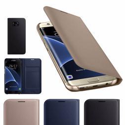 Wallet <font><b>Flip</b></font> Leather Case for Samsung Gal