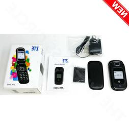 ZTE Z223 3G GSM Unlocked  Flip Phone Bluetooth with Camera B
