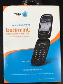 ZTE Z223 Flip Phone AT&T Brand New sealed Box AT&T Retail Pa