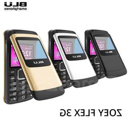 BLU Zoey Flex 3G - Factory GSM Unlocked