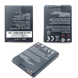 ZTE 900mAh 4.2V 3.4Wh Battery AT&T Flip Cell Phone Z221 / Z2