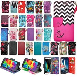 For ZTE ZMAX 2 Z958 Cell Phone Case Hybrid PU Leather Wallet